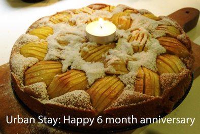 Urban Stay's 6 Month Anniversary