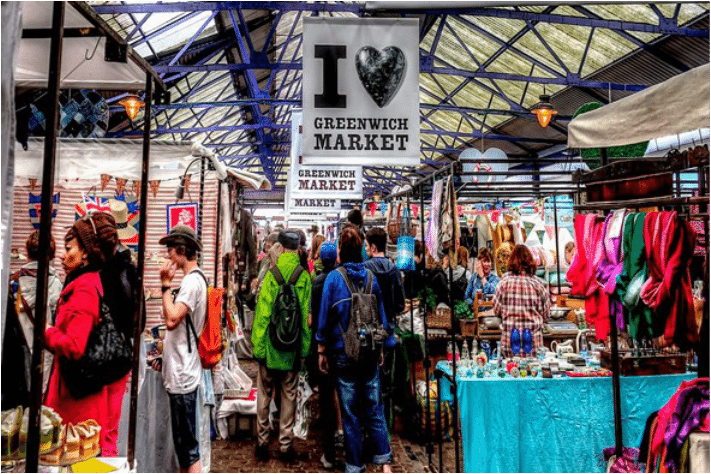 Best Markets in London to Find Christmas Presents