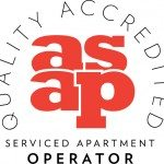 Association of Serviced Apartment Providers ASAP logo