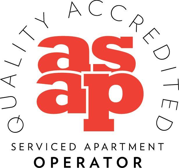 Association of Serviced Apartment Providers ASAP logo
