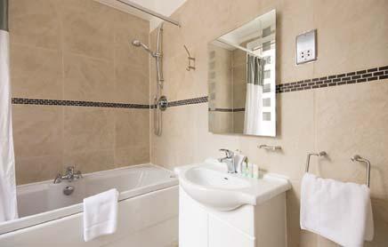 17 Hertford Street Serviced Apartments Mayfair London - bathroom 2 | Urban Stay