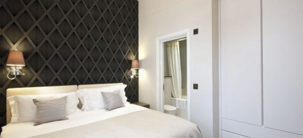 Ashburn Court South Kensington Serviced Apartments London - Luxury Bedroom | Urban Stay