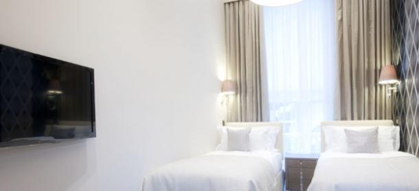 Ashburn Court South Kensington Serviced Apartments London - Single Bed | Urban Stay
