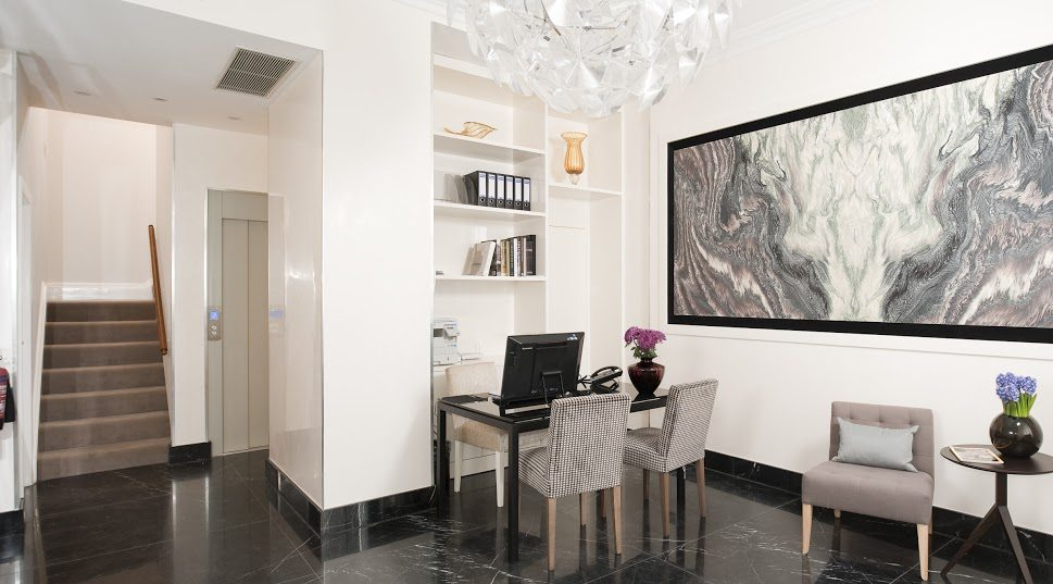 Ashburn Court South Kensington Serviced Apartments London - Reception | Urban Stay