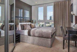 Altitude E1 Short Let Apartments Aldgate London | Urban Stay