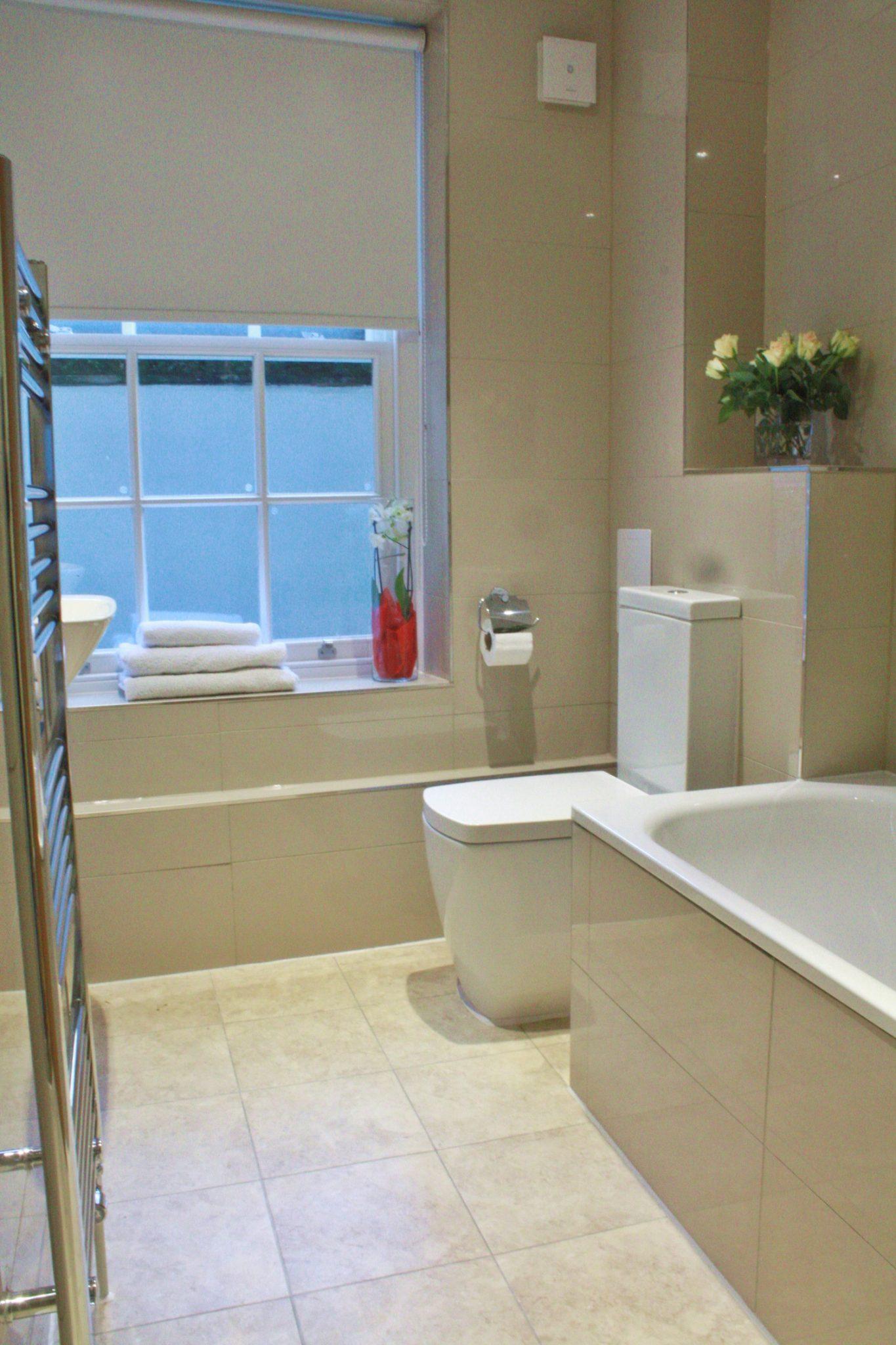 Liverpool Street Serviced Accommodation Artillery Lane Apartments Bathroom