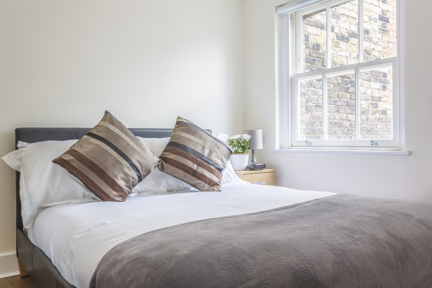 Liverpool Street Serviced Accommodation Artillery Lane Apartments Bedroom