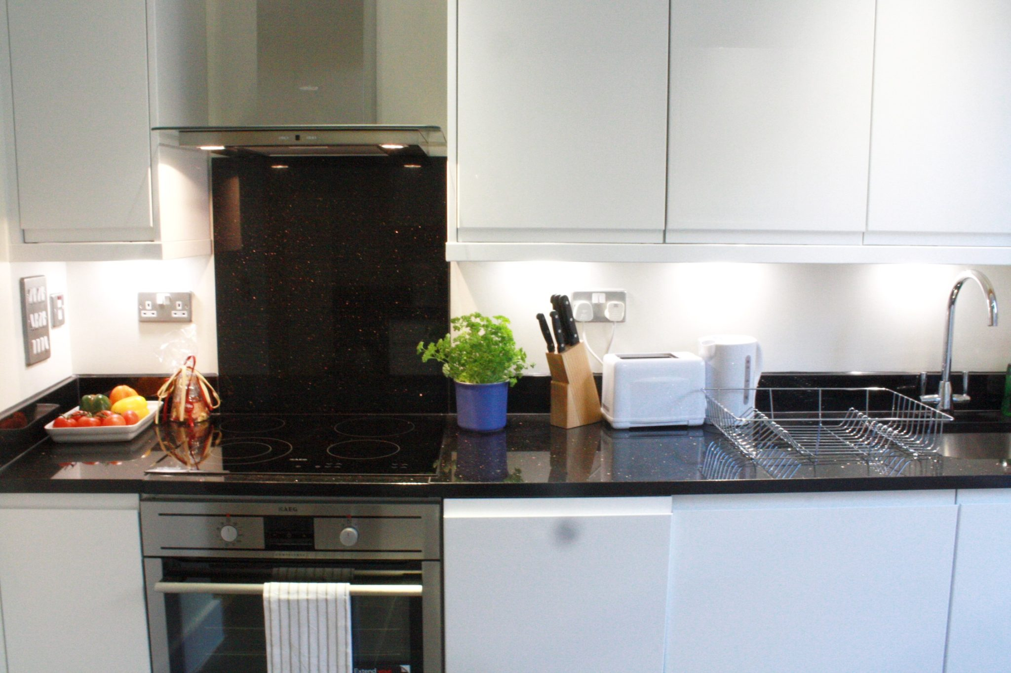 Liverpool Street Serviced Accommodation Artillery Lane Apartments Kitchen