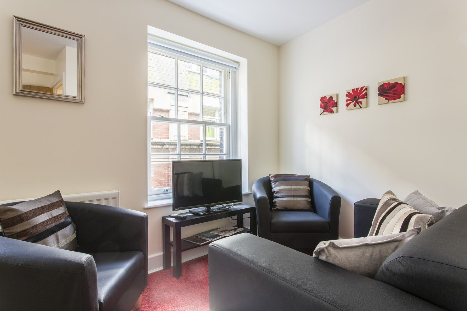 Liverpool Street Serviced Accommodation Artillery Lane Apartments Living Area
