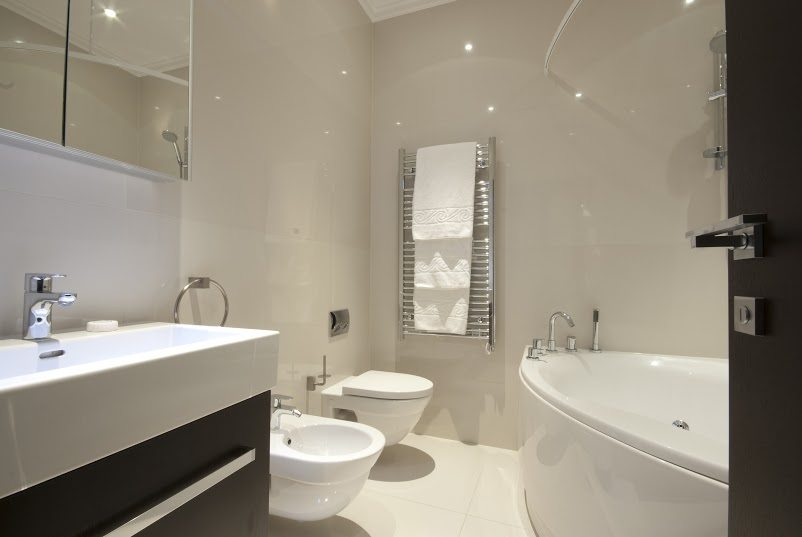 Luxury-Accommodation-South-Kensington---130-Queens-Gate-Apartments-Bathroom-2