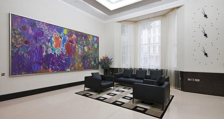 Luxury-Accommodation-South-Kensington---130-Queens-Gate-Apartments-Lobby