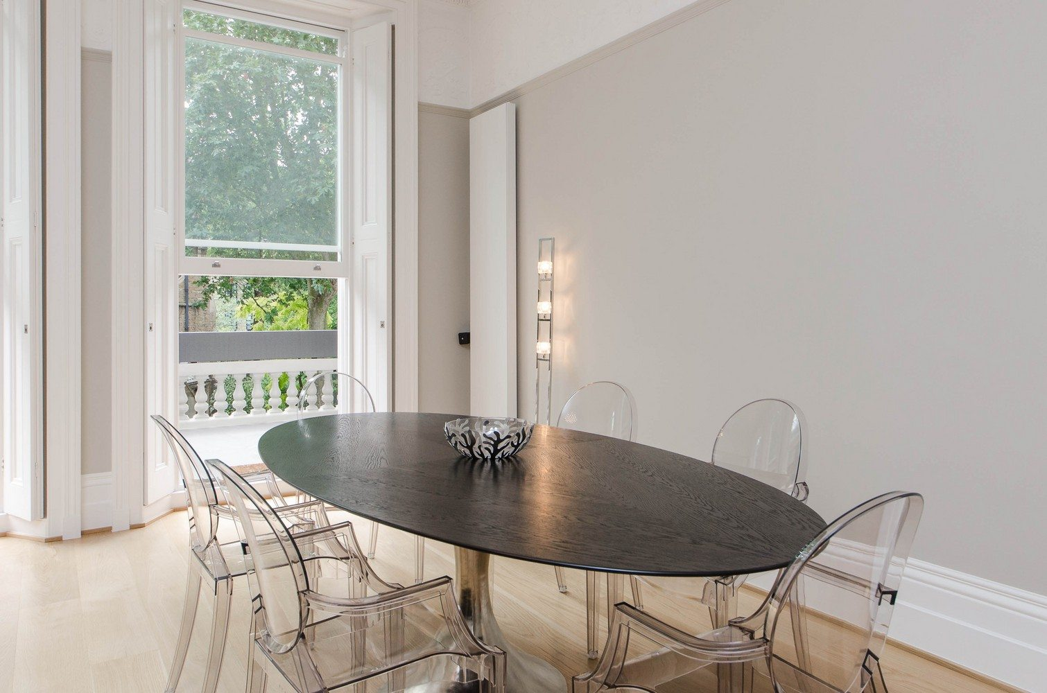 Luxury-Apartments-South-Kensington---Southwell-Gardens-Apartments-Dining-Area