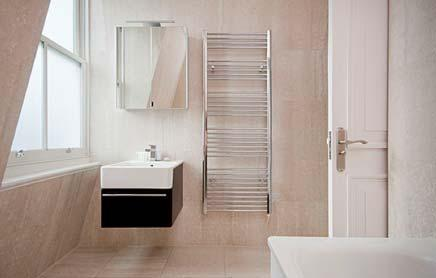 Short-Stay-Apartments-Mayfair-London---Urban-Stay-corporate-accommodation---Bathroom-4