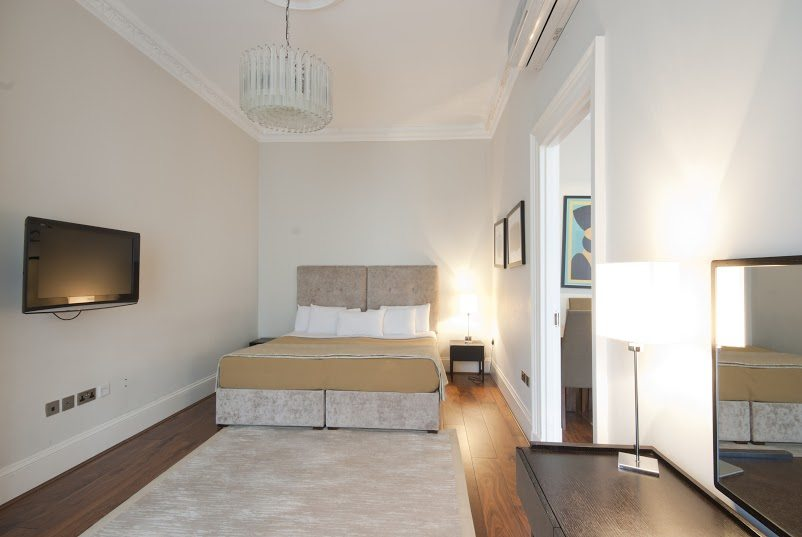 Short Stay Apartments Mayfair London - Urban Stay corporate accommodation - Bedroom 3