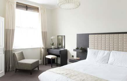 Short-Stay-Apartments-Mayfair-London---Urban-Stay-corporate-accommodation---Bedroom-5