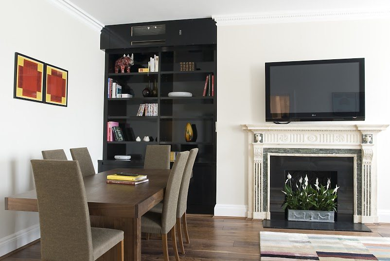 Short Stay Apartments Mayfair London - Urban Stay corporate accommodation - Living Room 3
