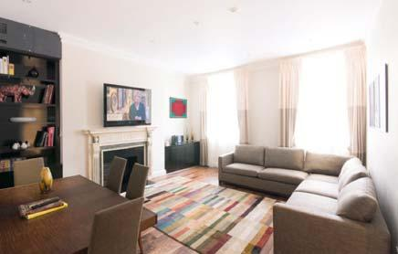 Short-Stay-Apartments-Mayfair-London---Urban-Stay-corporate-accommodation---Living-Room-6