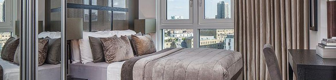 Altitude E1 London City Serviced Apartments - Short Let Apartments Aldgate - Self-catering accommodation London | Urban Stay
