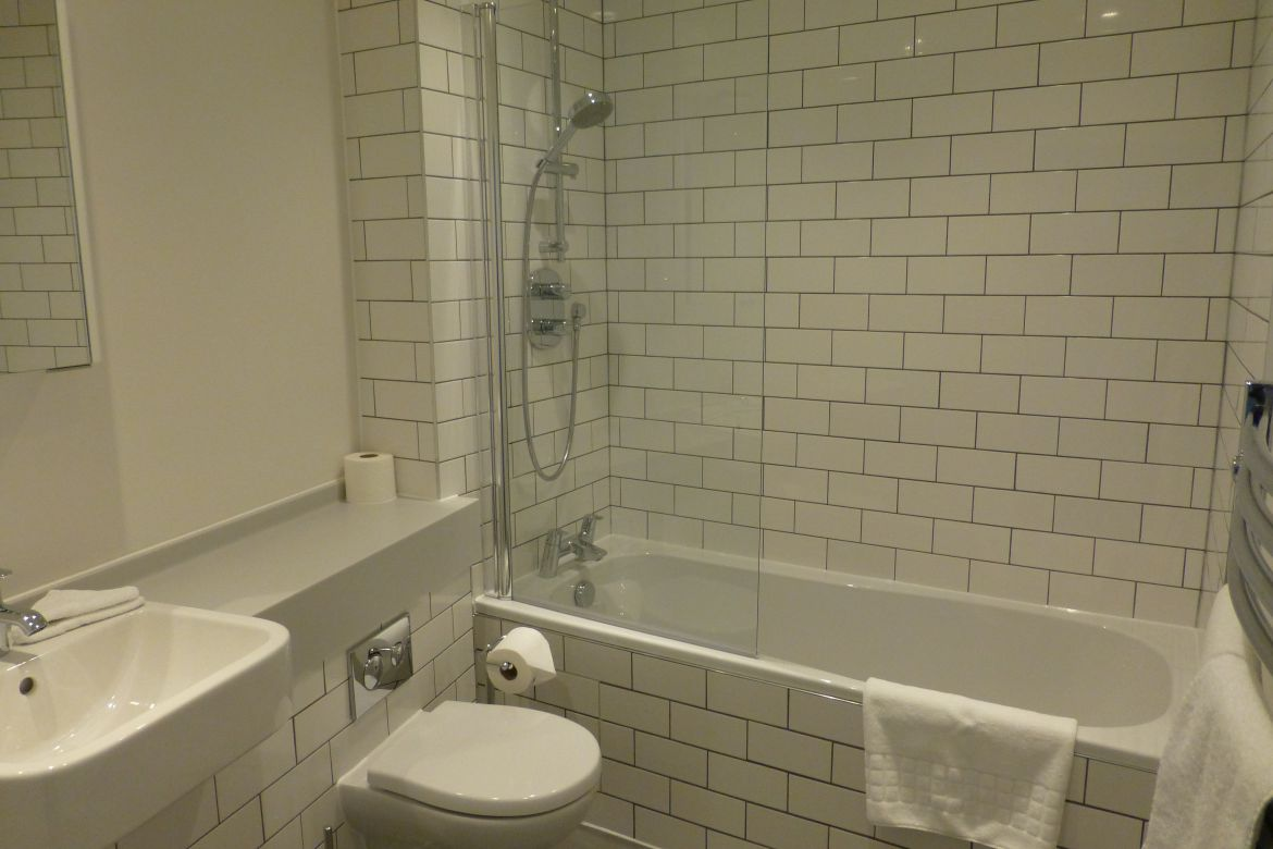 Bathroom Rose Street Serviced Apartments Covent Garden - Central London