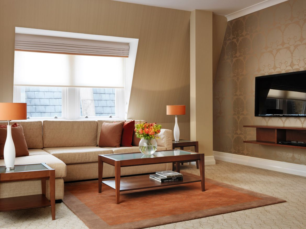 Living-Room-in-Calico-House---Bank-Serviced-Apartments,-The-City-of-London