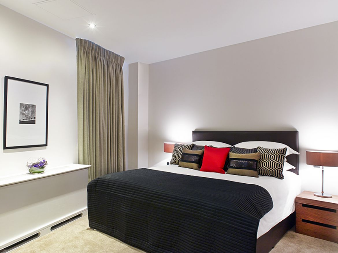 Harrington-Court-Apartments-South-Kensington---Urban-Stay-Luxury-Accommodation-Central-London---bedroom