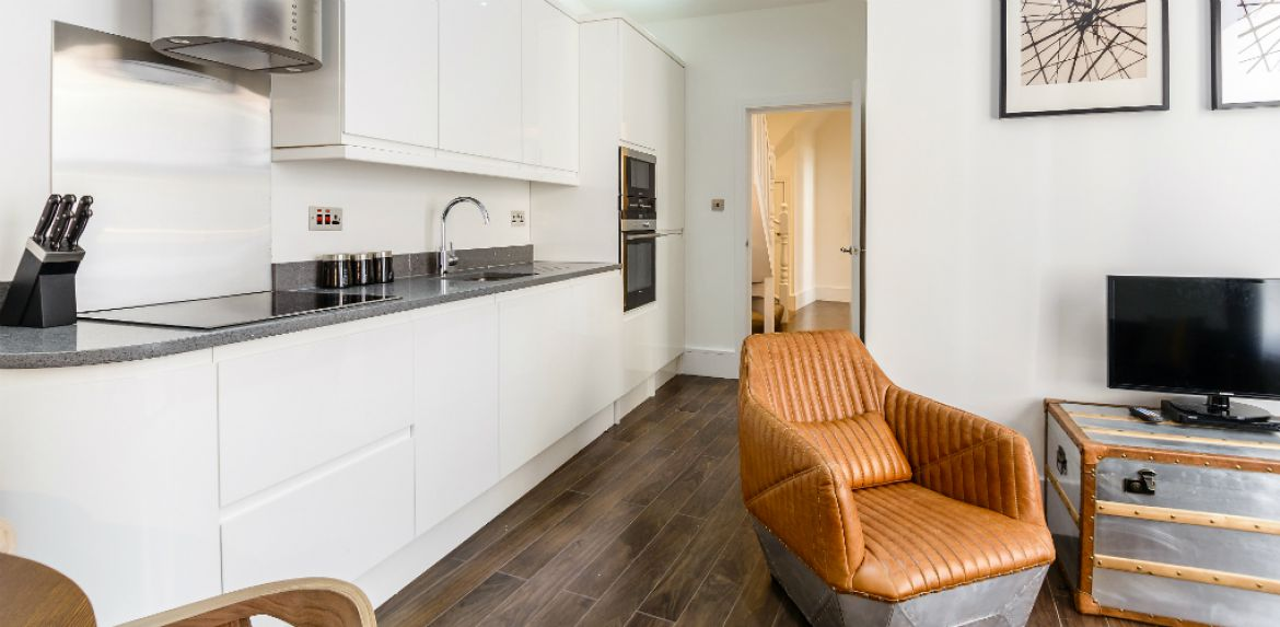 Ludgate Square Serviced Apartment Blackfriars, London | Urban Stay