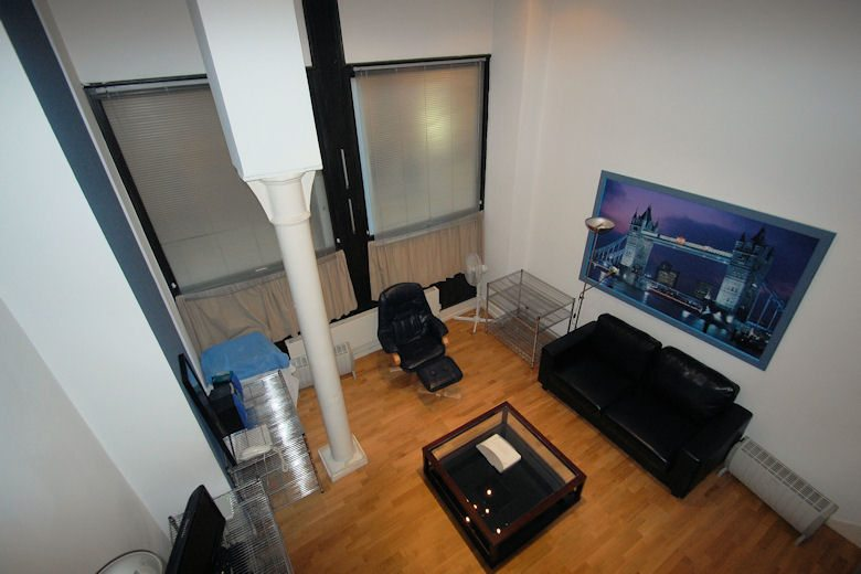 Ludgate-Square-Serviced-Apartment---Blackfriars,-London