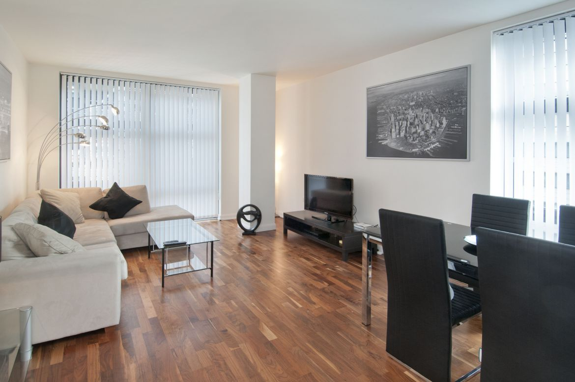 Discovery Dock Serviced Apartments Canary Wharf, London | Urban Stay