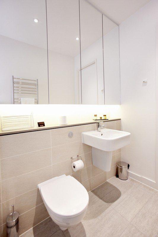 London-City-Apartments-Liverpool-Street---Urban-Stay-corporate-accommodation---Bathroom
