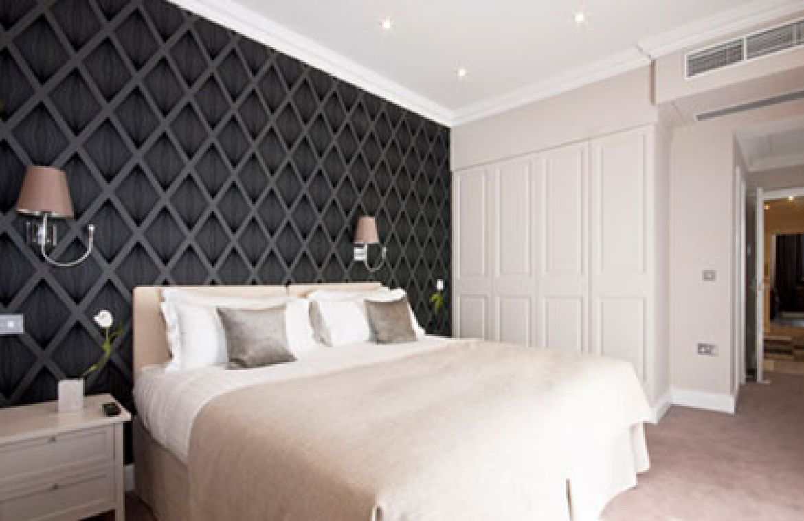 Manson-Place-Short-Stay-Apartments-South-Kensington---Serviced-Accommodation-London---bedroom-2