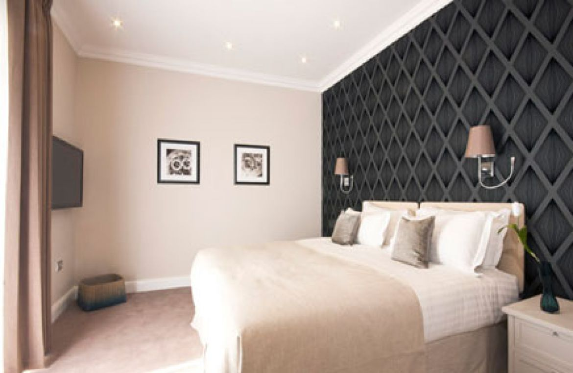 Manson Place Short Stay Apartments South Kensington - Serviced Accommodation London - bedroom 4
