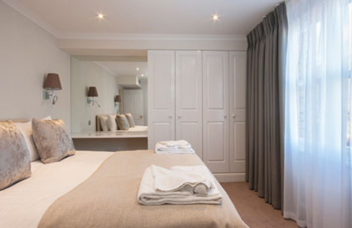 Manson Place Short Stay Apartments South Kensington - Serviced Accommodation London - bedroom 7