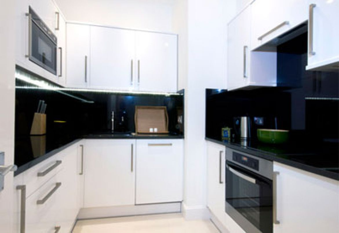 Manson Place Short Stay Apartments South Kensington - Serviced Accommodation London - kitchen