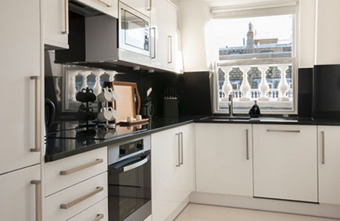 Manson Place Short Stay Apartments South Kensington - Serviced Accommodation London - kitchen 4