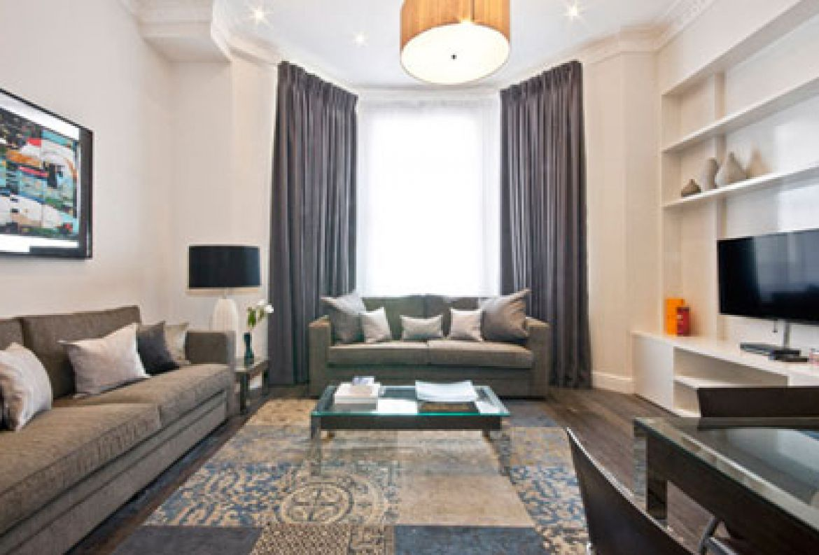 Manson-Place-Short-Stay-Apartments-South-Kensington---Serviced-Accommodation-London---living-room-7