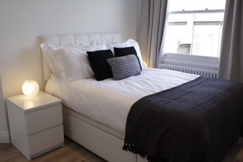 Notting Hill Apartments - Short Term Corporate Accommodation London by Urban Stay - Bedroom 78