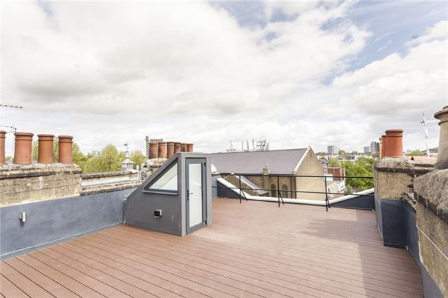 Notting Hill Apartments - Short Term Corporate Accommodation London by Urban Stay - Roof Terrace 2