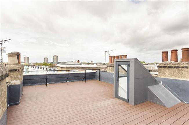 Notting Hill Apartments - Short Term Corporate Accommodation London by Urban Stay Roof Terrace