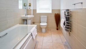 Pavilions Windsor serviced apartments UK - Urban Stay corporate accommodation - bathroom 3