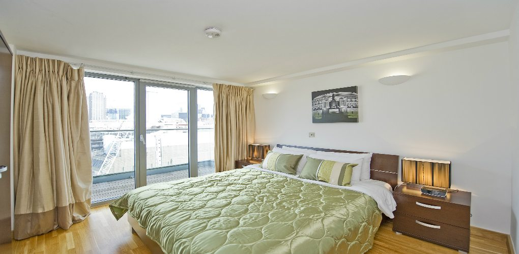 Saffron-Heights-Clerkenwell-Serviced-Apartments-London-Urban-Stay---Bedroom