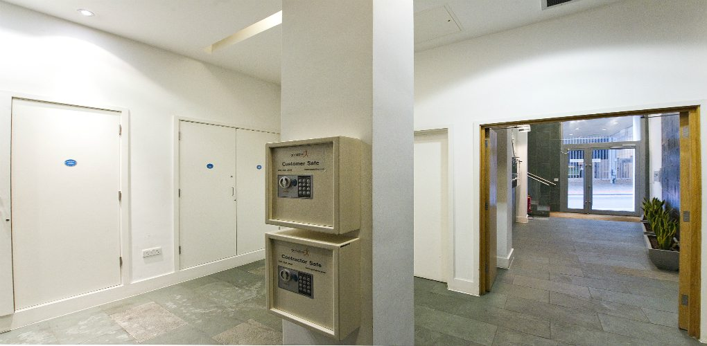 Saffron-Heights-Clerkenwell-Serviced-Apartments-London-Urban-Stay---Entrance