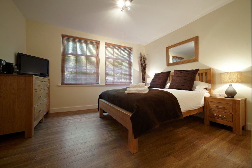 Serviced-Apartments-Bournemouth---Spacious-Bedroom-in-Exchange-Buildings-Apartments---Urban-Stay
