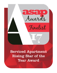 Urban Stay James Swift Shortlisted Asap Rising Star Of The Year Award Serviced Apartments London And Corporate Accommodation Png