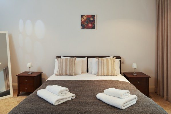 Vauxhall-Serviced-Apartments-South-London-Urban-Stay---Double-Bedroom
