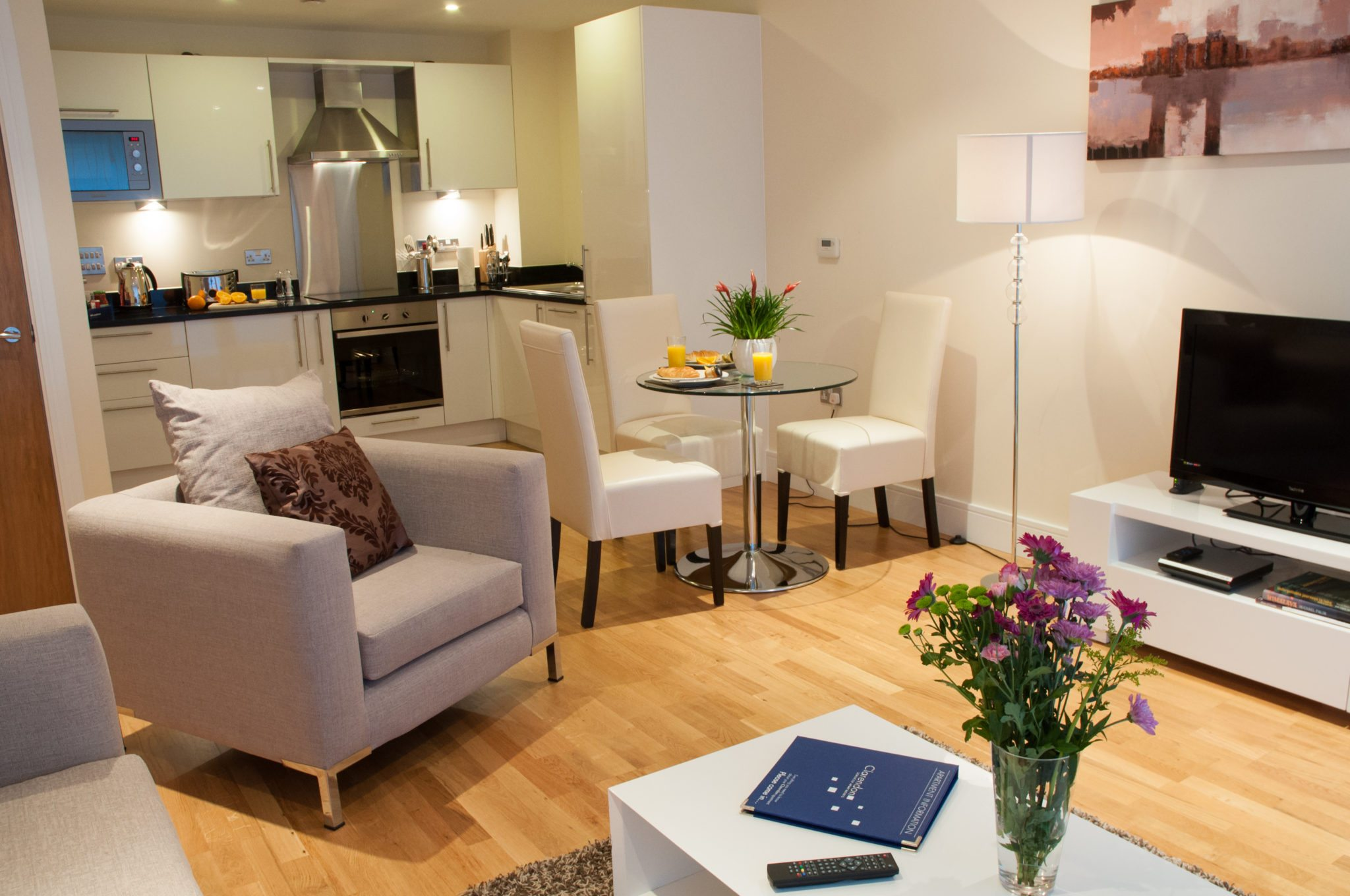 Lanterns Court Serviced Apartments Canary Wharf London ...