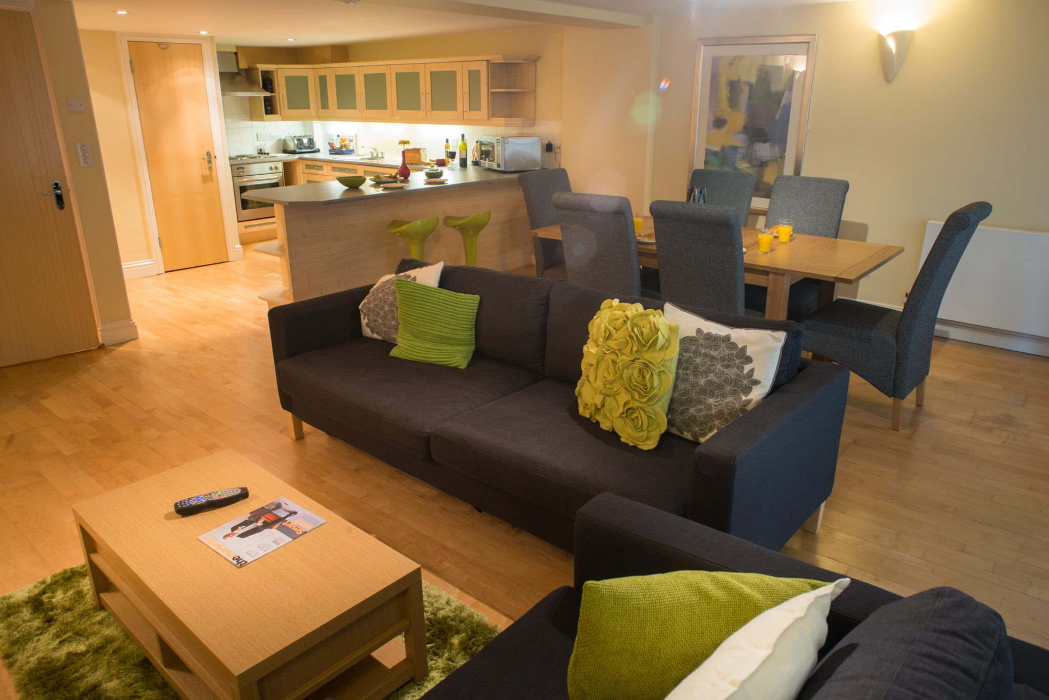 north mews apartments - urban stay serviced apartments