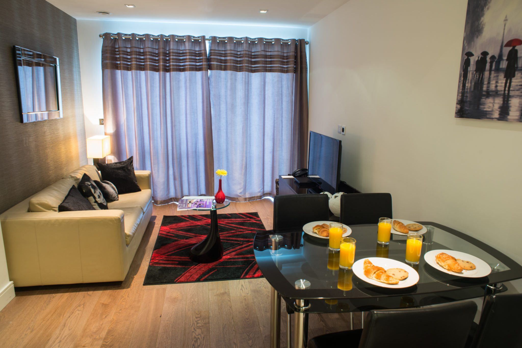 Serviced Apartments Ealing, West London - Dickens Yard ...
