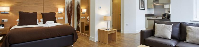 Central House Serviced Apartments - Camberley