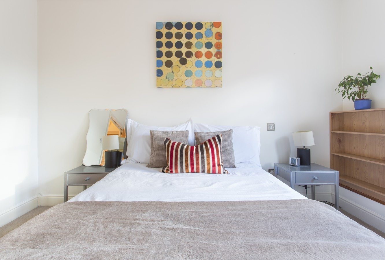 Liverpool-Street-Serviced-Apartments-London---Astral-House-Double-Bed-|-Urban-Stay
