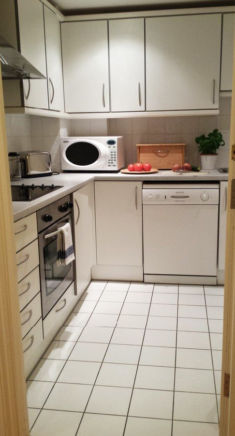 Liverpool Street Serviced Apartments London - Astral House Kitchen | Urban Stay